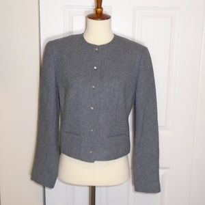 Vintage Pendleton Virgin Wool Blazer Jacket Coat